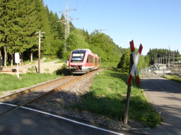 Ein 640 als RB 39367 nach Bad Berleburg.