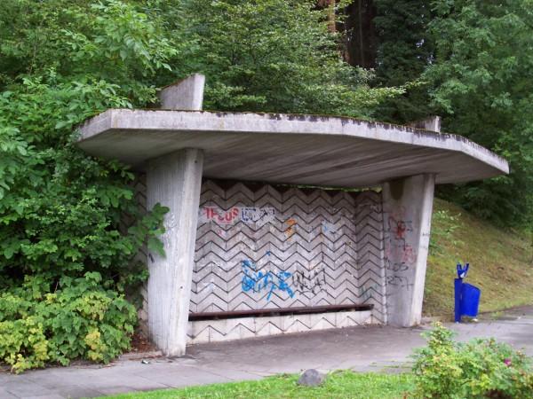 Buswartehaus in Haiger (1)