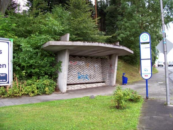 Buswartehaus in Haiger (2)