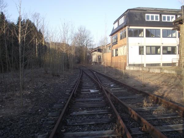 Blick Richtung Dieringhausen