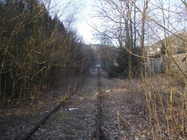 Weiter in Richtung Dieringhausen