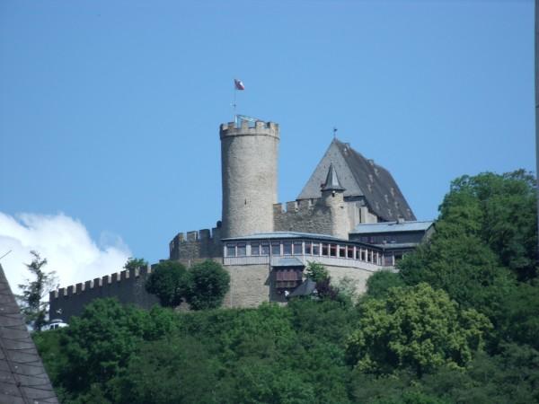 Schloss (Burg) Biedenkopf