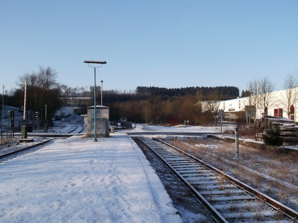 Blick Richtung Marienheide / Krummenerl