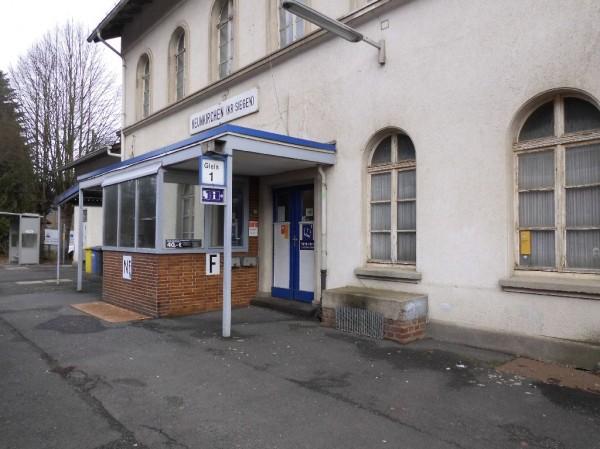 Neunkirchen (Kr. Siegen) Empfangsgebäude